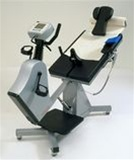 Schiller ERG 911 BP/L Ergo-Couch Testing Bicycle w/ NIBP