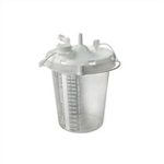 Disposable Collection Canister with Stem Inlet (1500mL) 48/cs