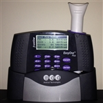 EasyOne Plus Frontline Spirometer, Cradle, Printer and EasyWare Software