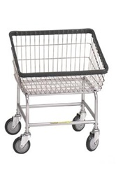 R&B Large Capacity Front Load Laundry Cart