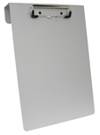 Omnimed Aluminum Overbed Clipboard