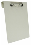 Omnimed Beige Overbed Clipboard