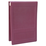 "Omnimed 2"" Silver Infused Antimicrobial Binders - Top Open"