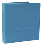 "Omnimed 2.5"" Side Open Hopsital Grade Tri-Poly Molded Ring Binders (3 Ring)"