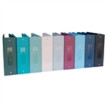 "Omnimed 3"" Side Open Molded Ring Binders"