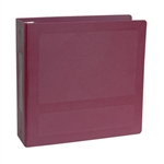 "Omnimed 2.5"" Silver Infused Antimicrobial Binders - Side Open"
