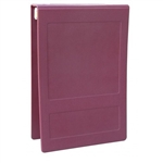 "Omnimed 2.5"" Silver Infused Antimicrobial Binders - Top Open"
