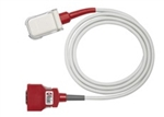 Masimo Red LNC-4 SpO2 Patient Cable (4 ft)