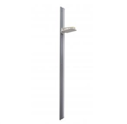 Health O Meter High-Strength Wall-Mounted Height Rod