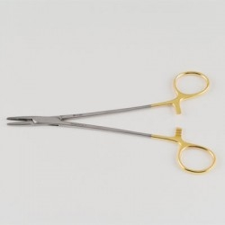 Sklar Sklargrip™ TC DeBakey Needle Holder