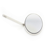 Sklar Mouth Mirror Front Surface, Simple Stem