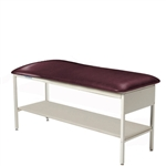 Brewer Element Flat Top & Shelf Treatment Table