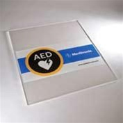 AED Cabinet Window Replacement Kit
