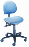Brewer Millennium Series Ergonomic Task Chair