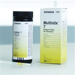 Multistix® 7 Reagent Strips (100 Test Strips)