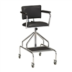 Clinton Adjustable Height Whirlpool Chair