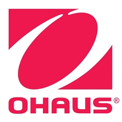 Ohaus Parts, Function Label, RC for Large Housing, V2