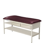 Brewer Element Treatment Table Flat Top, Shelf, Drawers