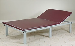 Mat Platform w/ adj. backrest