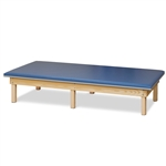 Clinton Classic Wood Mat Platform w/ adj. backrest