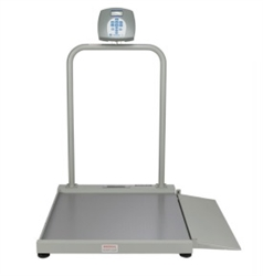 Health O Meter Digital Wheelchair Ramp Scale