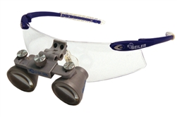 Seiler 2.5 Power SPORT Loupes