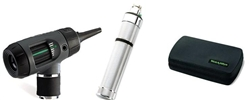 Welch Allyn 3.5V MacroView Otoscope, Handle & Case