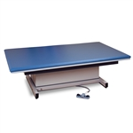 Clinton Hi-Lo Mat Platform with Upholstered Top