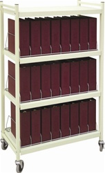 Omnicart™ Large Vertical Chart Racks