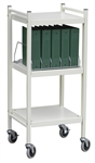 Omnicart™ Mini Vertical Chart Racks