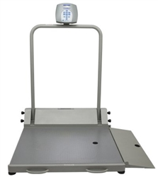 Health O Meter Digital Folding Wheelchair Ramp Scale