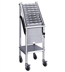Omnimed Wheeled Chart Carriers