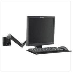 Omnimed Articulating EVO IT Wall Station
