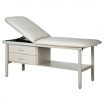 Clinton Alpha Series Treatment Table with Drawers