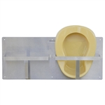 Omnimed Double Bedpan Rack