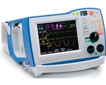 Zoll R Series ALS Defibrillator with OneStep Pacing, SPO2 & EtCO2