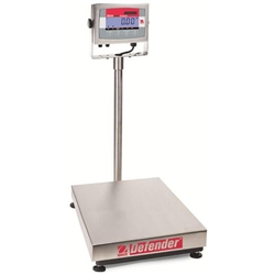 Ohaus Defender 3000 Stainless Steel Bench Scale Balance
