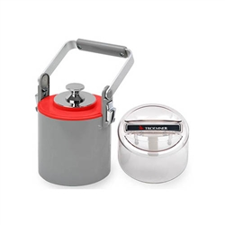 Ohaus 5kg Analytical Precision Ultra Class Weight with Traceable Certificate, cylindrical
