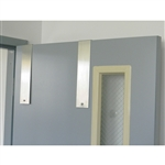 Omnimed Door Hanger Bracket - Stainless Steel