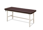 Clinton Flat Top, Alpha Series, Straight Line Treatment Table