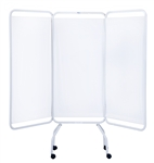Winco Privess Basic 3 Panel Privacy Screen
