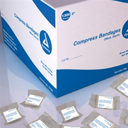 "Compress Bandage, st. bulk, 3"", 800/cs"
