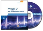 Nonin nVision Data Management Software for Oximetry Screening, CD-ROM