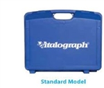 Vitalograph Carrying Case - Room for Audiometer, Pneumotrac or In2itive, ECG, Pulse Oximeter and a small amount of consumable supplies
