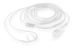 Edan Respironics Disposable CO2 Nasal Cannula - Adult