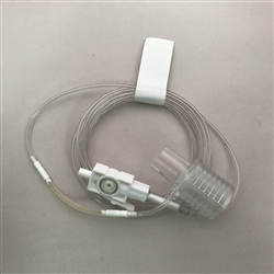 Disposable Airway Adapter Kit with Dehumidification