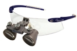 Seiler 3.5x Power SPORT Loupes (500mm) - Blue