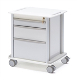 Omnimed Under Counter Medical Storage Cart