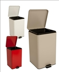 Step-on Metal Waste Cans
