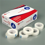 "Transparent Surgical Tape 1/2""x10 yrds-12/24/Cs"